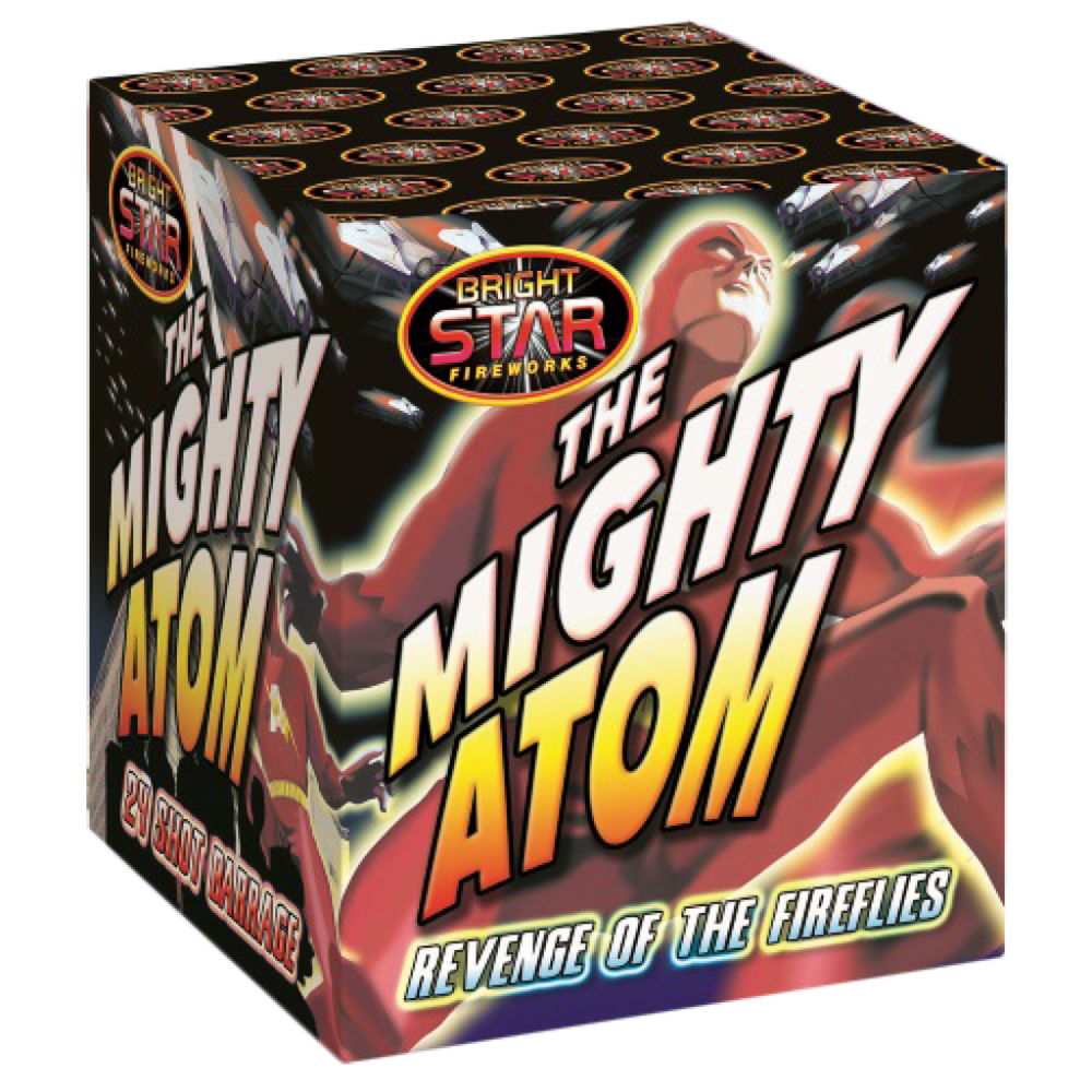 Mighty Atom Revenge of the Fireflies